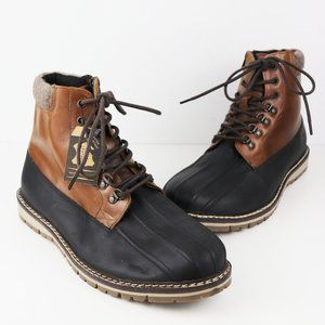 NWT Crevo Kannard Water Resistant Ankle Duck Boot
